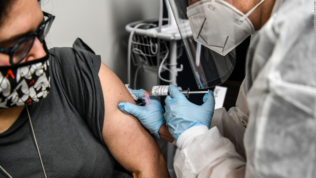 lmer Huerta: El 40% de norteamericanos no se pondría la vacuna