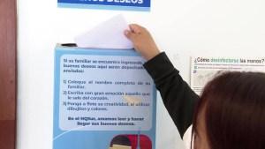 """Así es el """"buzón de los deseos"""" en un hospital de Quito"""