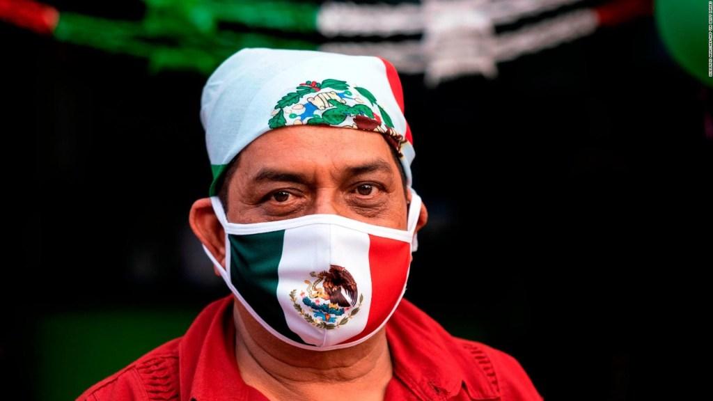 México supera los 700.000 contagios por covid-19