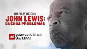 CNN presenta John Lewis: Buenos problemas