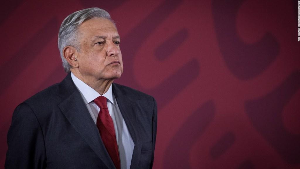 Sicilia: López Obrador lleva la violencia a la política
