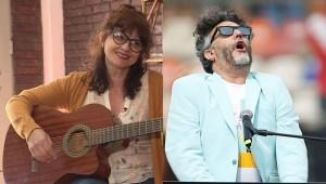 Fito Páez elogió a médica que cantó a pacientes de covid-19