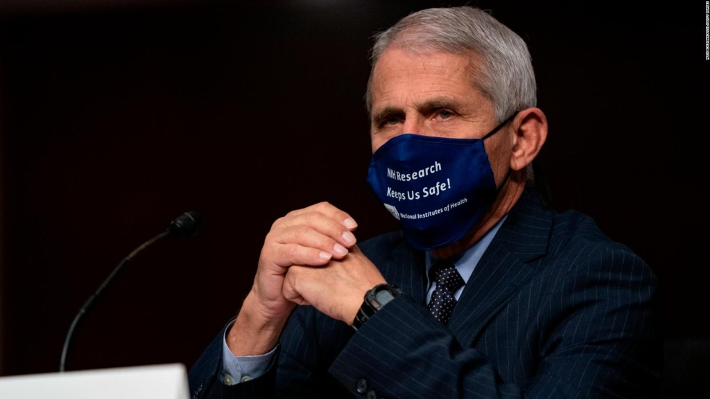 Fauci a republicanos: la prevención es clave contra el covid-19