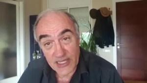 """Actor de """"Merlí"""": La pandemia es usada por los gobiernos"""