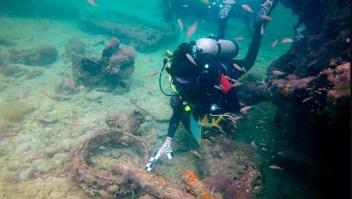 Descubren barco que transportaba esclavos mayas en Yucatán