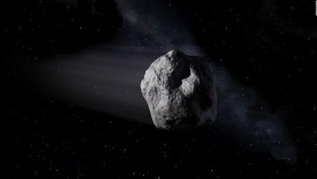 Asteroide pasa cerca de la Tierra