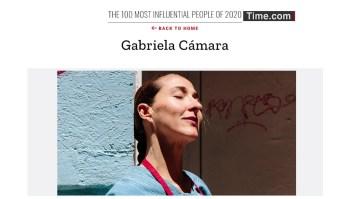 Chef mexicana, de las personas más influyentes del mundo