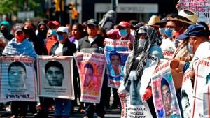 Aún exigen investigar a militares tras 6 años de Ayotzinapa