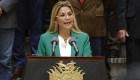 El futuro político de Bolivia según Áñez