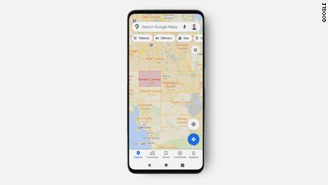 Google Maps se adapta a la nueva normalidad