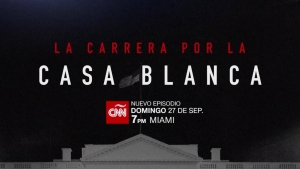 "Docuserie de CNN: ""La carrera por la Casa Blanca, Johnson contra Goldwater"""