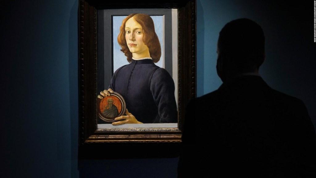 Este Botticelli podría romper récords millonarios