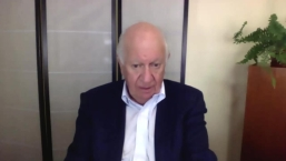 Ricardo Lagos habla sobre la situación de Venezuela