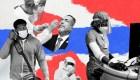 Lo que Trump y Biden opinan sobre el covid-19