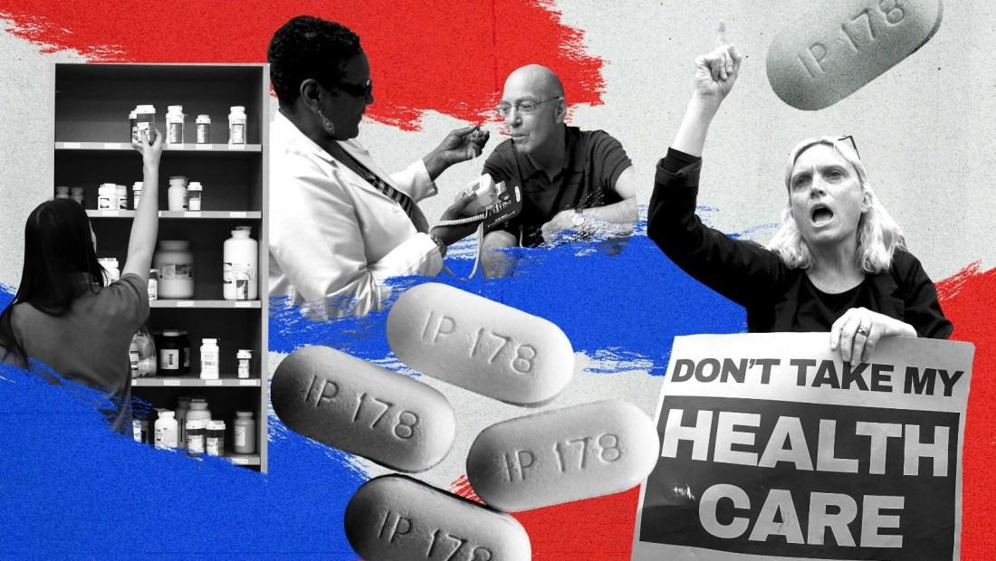 Biden quiere expandir Obamacare, Trump quiere reemplazarlo