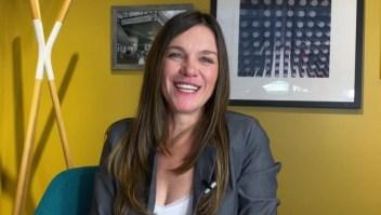 "Primera argentina en ganar el ""Female Founders Competition"""