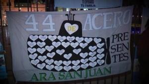 Nuevas acusaciones en caso de submarino ARA San Juan