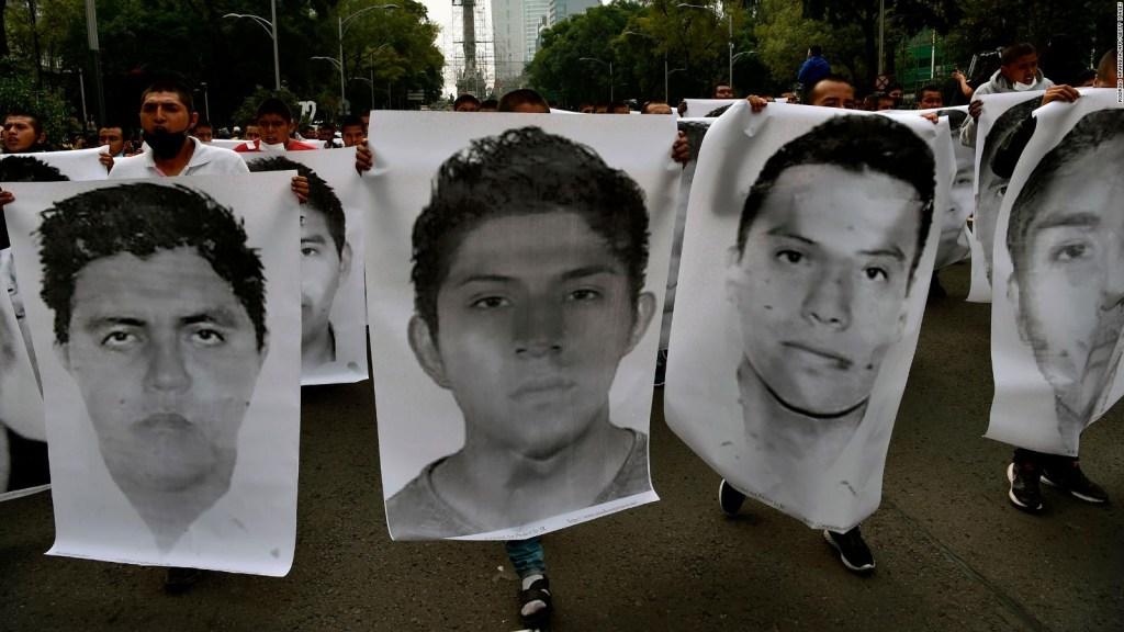 México: 6 años de buscar justicia por caso Ayotzinapa