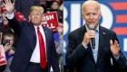 Trump y Biden se alistan para primer debate presidencial