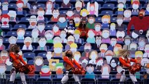 Los personajes de South Park asisten a partido de Broncos