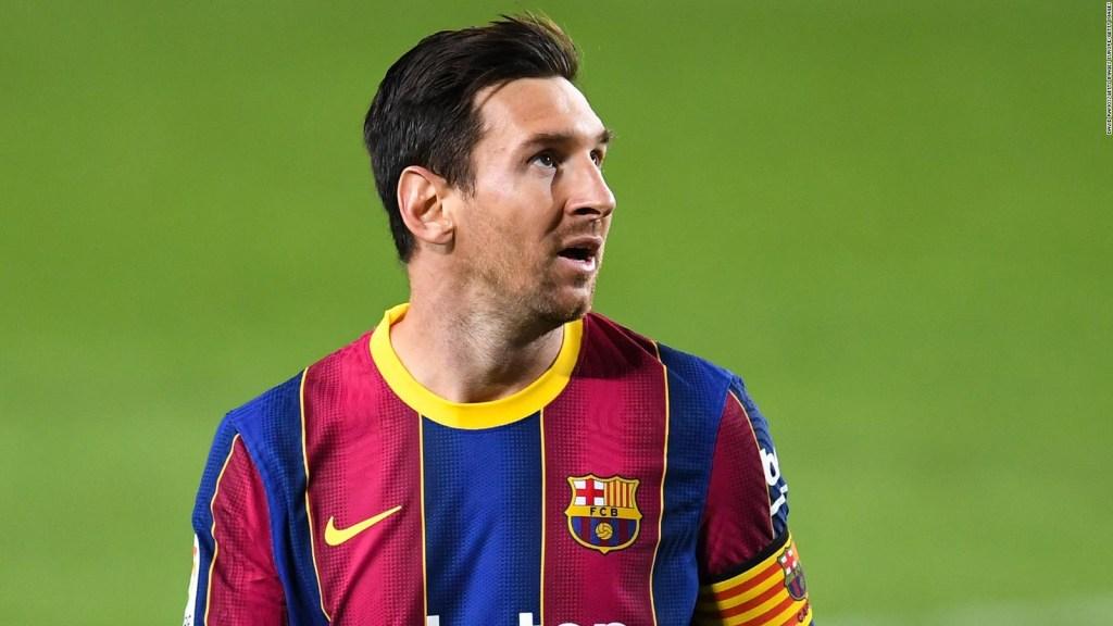 Messi quiere poner fin al conflicto con el Barcelona