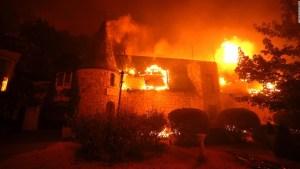 California lucha contra 2 nuevos incendios