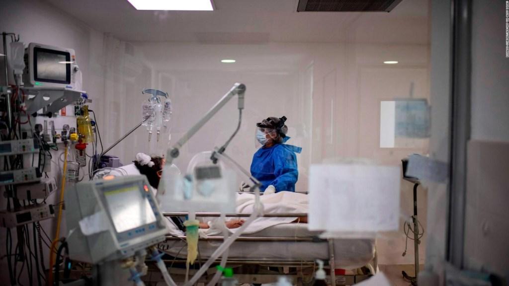 Crece el número de muertes por covid-19 en Argentina