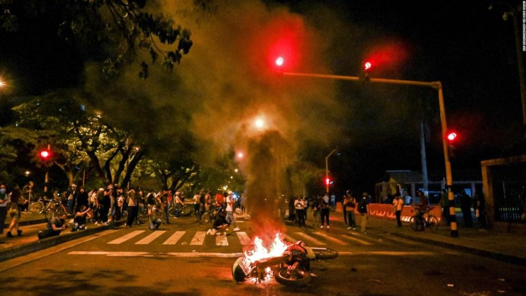 Nuevas protestas en Colombia tras fallo de la Corte Suprema