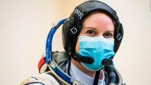 La astronauta Kate Rubins votará desde el espacio