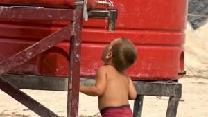 Covid-19, una amenaza para los niños refugiados de Siria