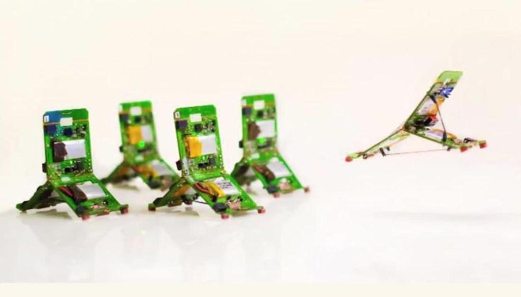 Estos robots en miniatura podrían salvar vidas
