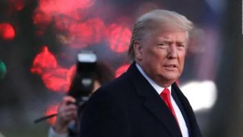¿Podría irse Trump de Washington por no pagar impuestos?