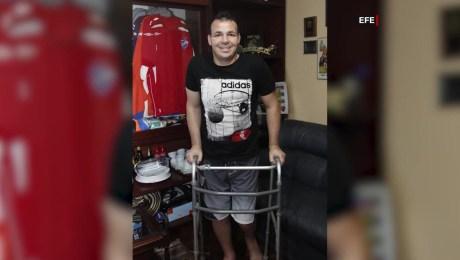 La máxima victoria del exarquero uruguayo Alexis Viera