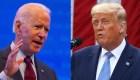 Trump y Biden se preparan para el debate presidencial