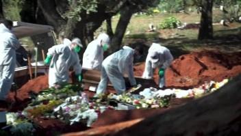 Un millón de víctimas por covid-19: un sendero de sufrimiento