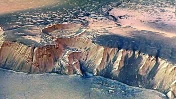 Nueva evidencia sobre la posibilidad de vida en Marte