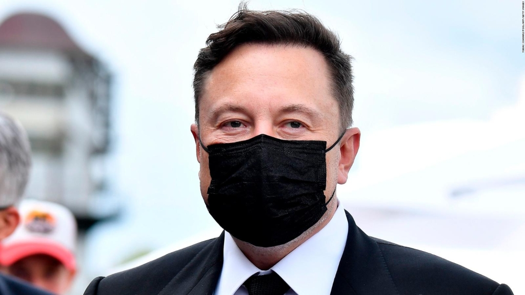 Elon Musk afirma que no se vacunará contra el covid-19