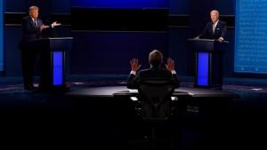 Debate Trump elecciones