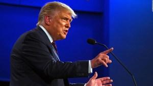 Donald Trump y su postura frente al supremacismo blanco