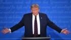 """Trump: """"Verán mi declaración una vez sea auditada"""""""