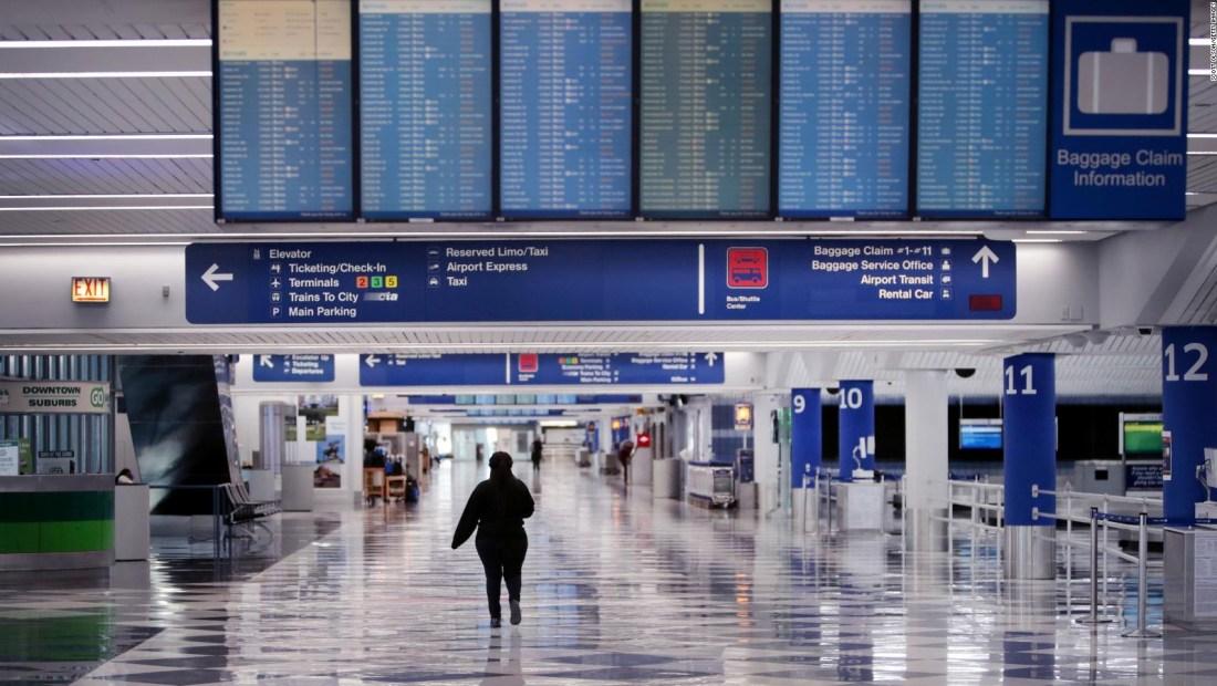46 millones de empleos en la aviación están en riesgo