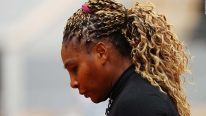 "Serena Williams: ""Me cuesta caminar"""