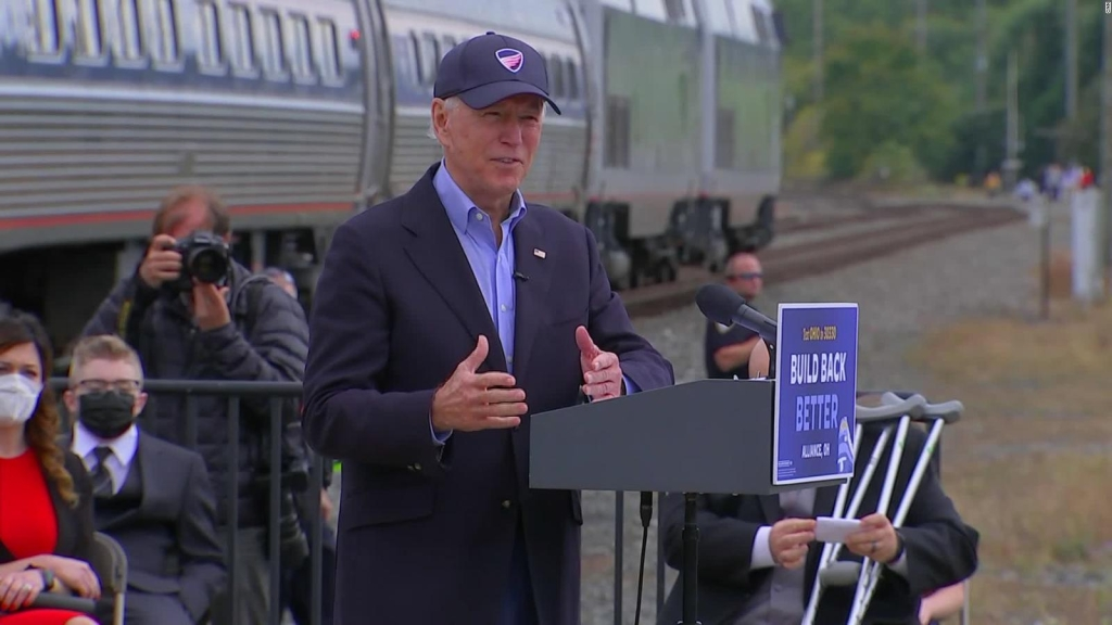 Pensar que Biden es socialista es absurdo, dice Kasich
