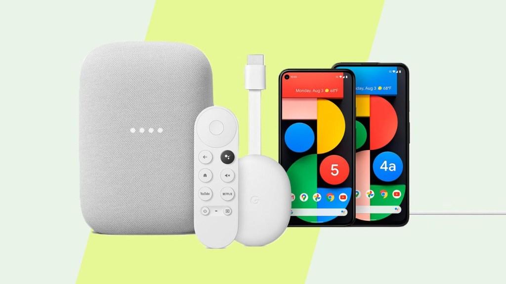 Todo sobre los nuevos productos y servicios de Google