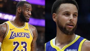 LeBron James y estrellas de la NBA reaccionan al debate