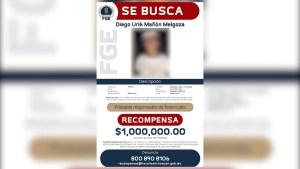 Detenido presunto homicida de una joven en Michoacán