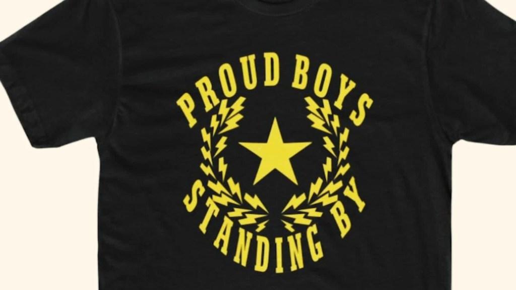 ¿Quiénes son los Proud Boys y en qué países existen?