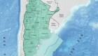 Argentina extiende territorio y ya está en 2 continentes
