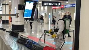 Aeropuerto de Roma
