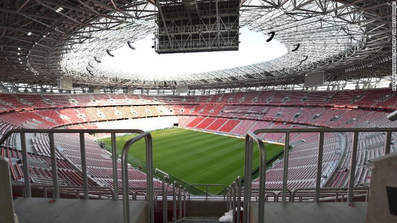 Sevilla-Bayern: 20.000 espectadores en medio de la pandemia